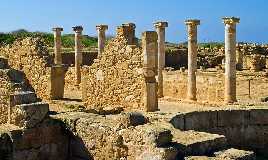 Archaeological Sites | Pafos Region
